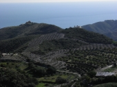 MD505, Finca to be renovated on large plot of land in Mojacar Playa - Sea Views